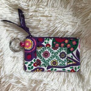 Vera Bradley wallet/ ID holder